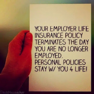 insurance your employer life