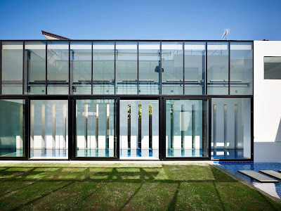 Rumah Modern Ala Jepang 1