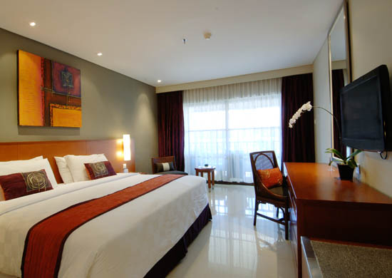 The Bali dynasty Resort Guest Room