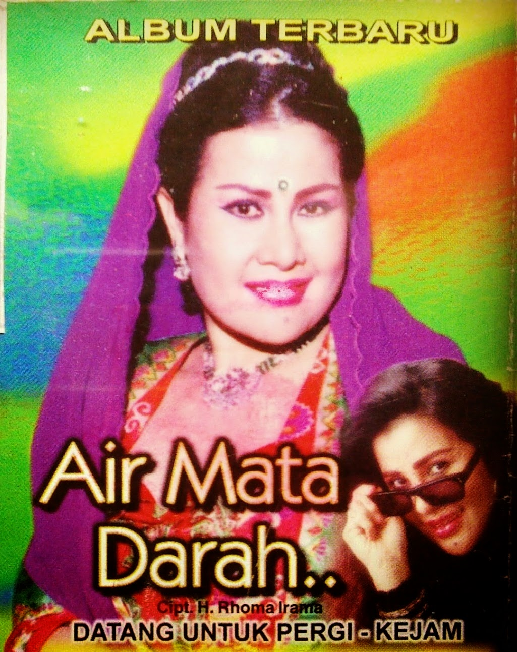 Elvy Sukaesih - Air Mata Darah (Full Album 2000)