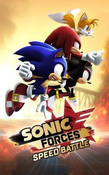 Sonic Forces: Speed Battle MOD APK 0.0.3 Full Unlocked All Characters Update Terbaru 2017 Gratis