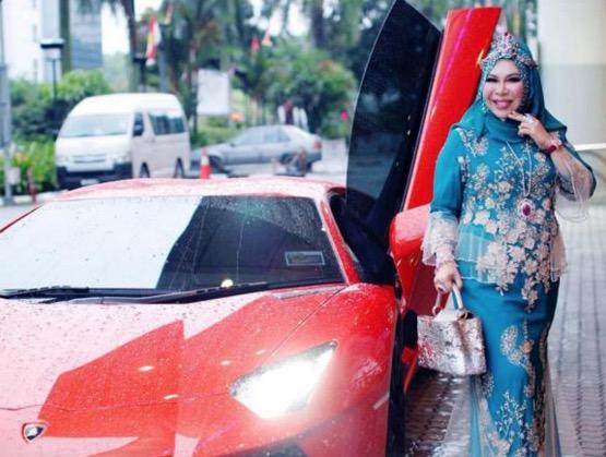 Koleksi Kereta Mewah Datuk Seri Vida