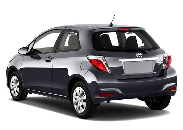 2013 Toyota Yaris Review