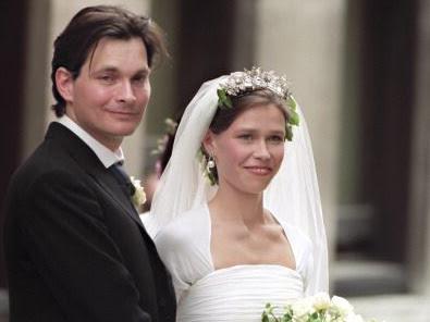 Królewskie Śluby - Lady Sarah Armstrong Jones i Daniel Chatto.