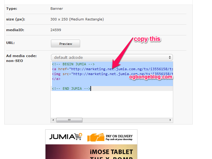 how to get coupon code on jumia