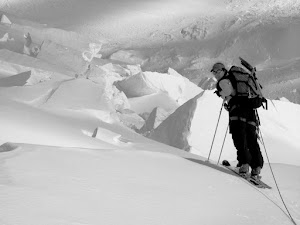SPEDIZIONE Scialpinistica AL VOLCAN LAUTARO HIELO PATAGONICO SUR