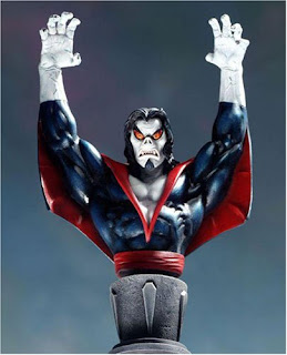 Morbius the Living Vampire Character Review - Mini Bust Product
