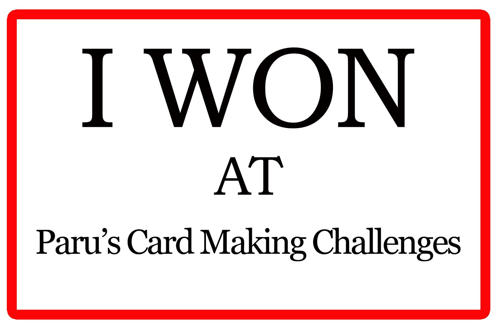 Challenge Summer Winner
