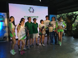 Team Facebook  Go Green Race Ecopia Winners