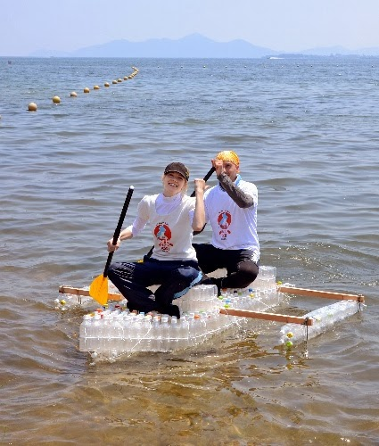 Pet Bottle Boats