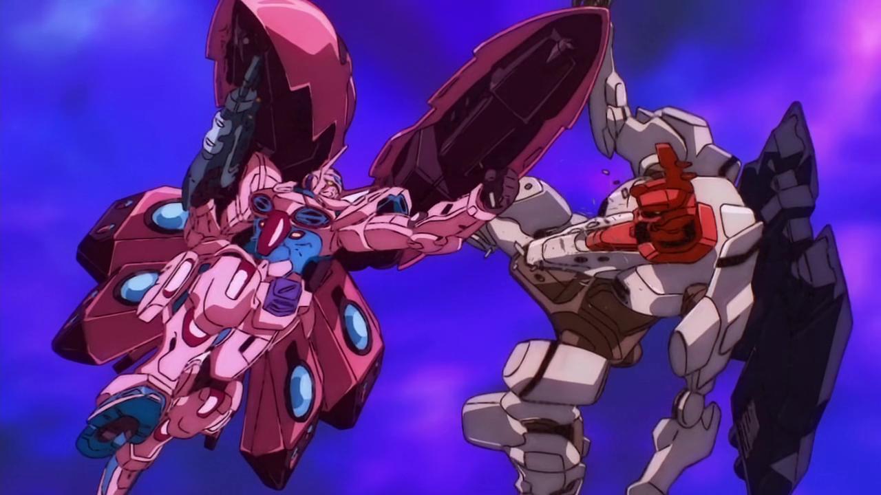Resoconto Gundam Reconguista in G ep 8
