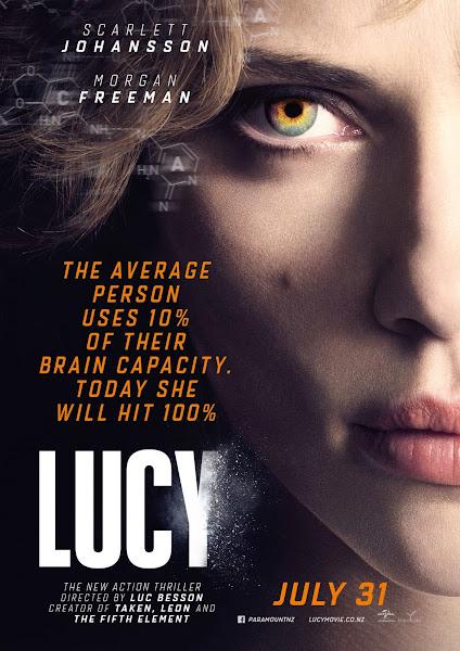 ตัวอย่างหนังใหม่ : Lucy (ลูซี่ สวยพิฆาต) ซับไทย poster2