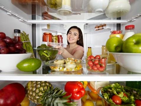 Các bước vệ sinh tủ lạnh