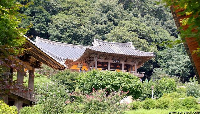 Templo Buseoksa de Corea del Sur