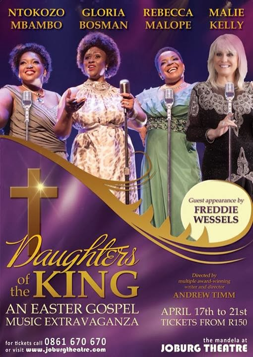 Daughters Of The King an Easter Gospel Music Extravaganza