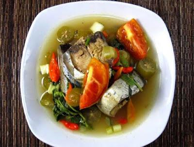 Resep Sup Ikan Patin Kemangi Yang Nikmat