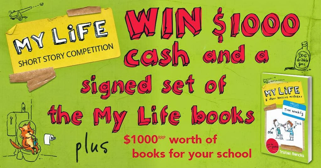 Enter the My Life Short Story Competition