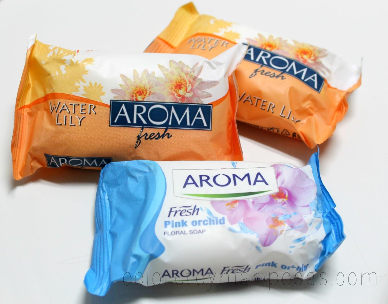 Jabon Aroma