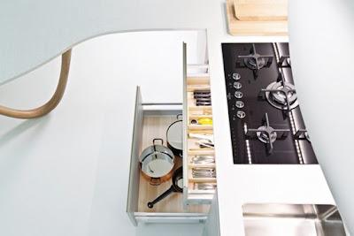 cocina contemporanea