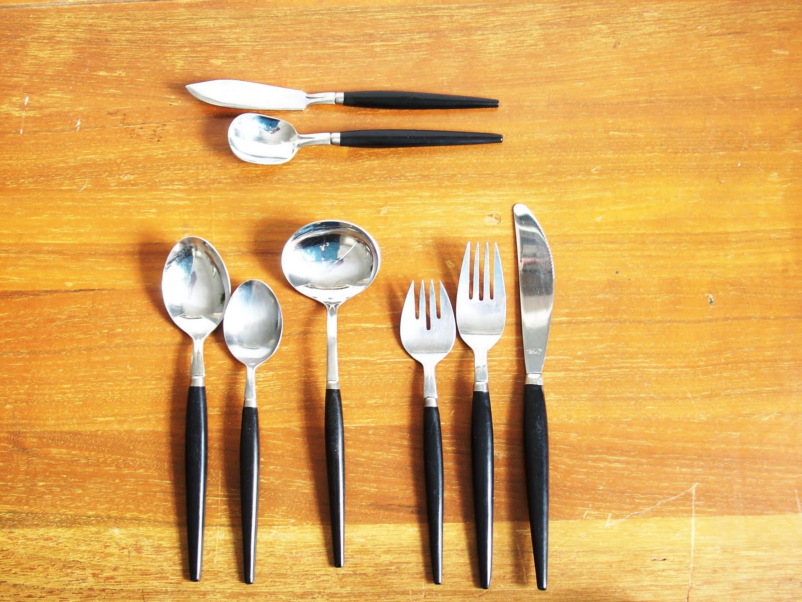 Flatware Extra Teaspoons - Kitchen Layout and Decorating Ideas