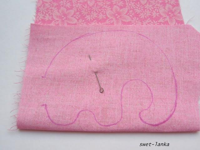 как сшить слоника своими руками