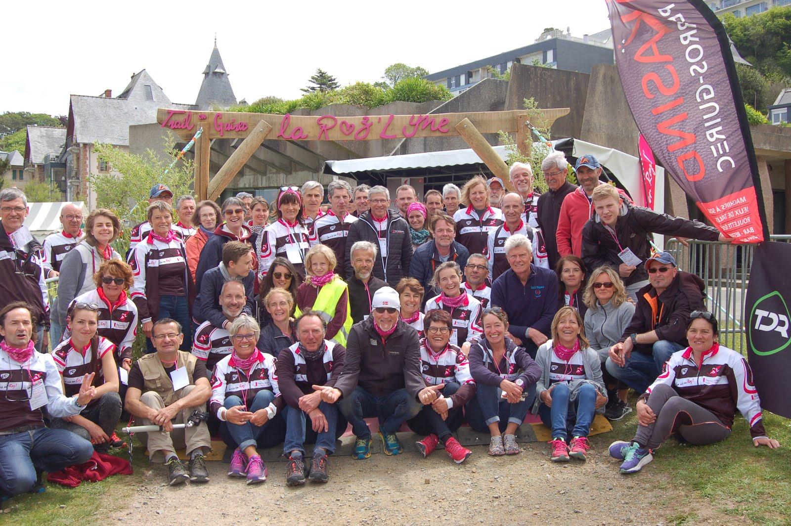 Résultats Trail en Guirec