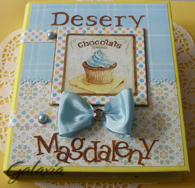 Desery Magdaleny - segregator kulinarny