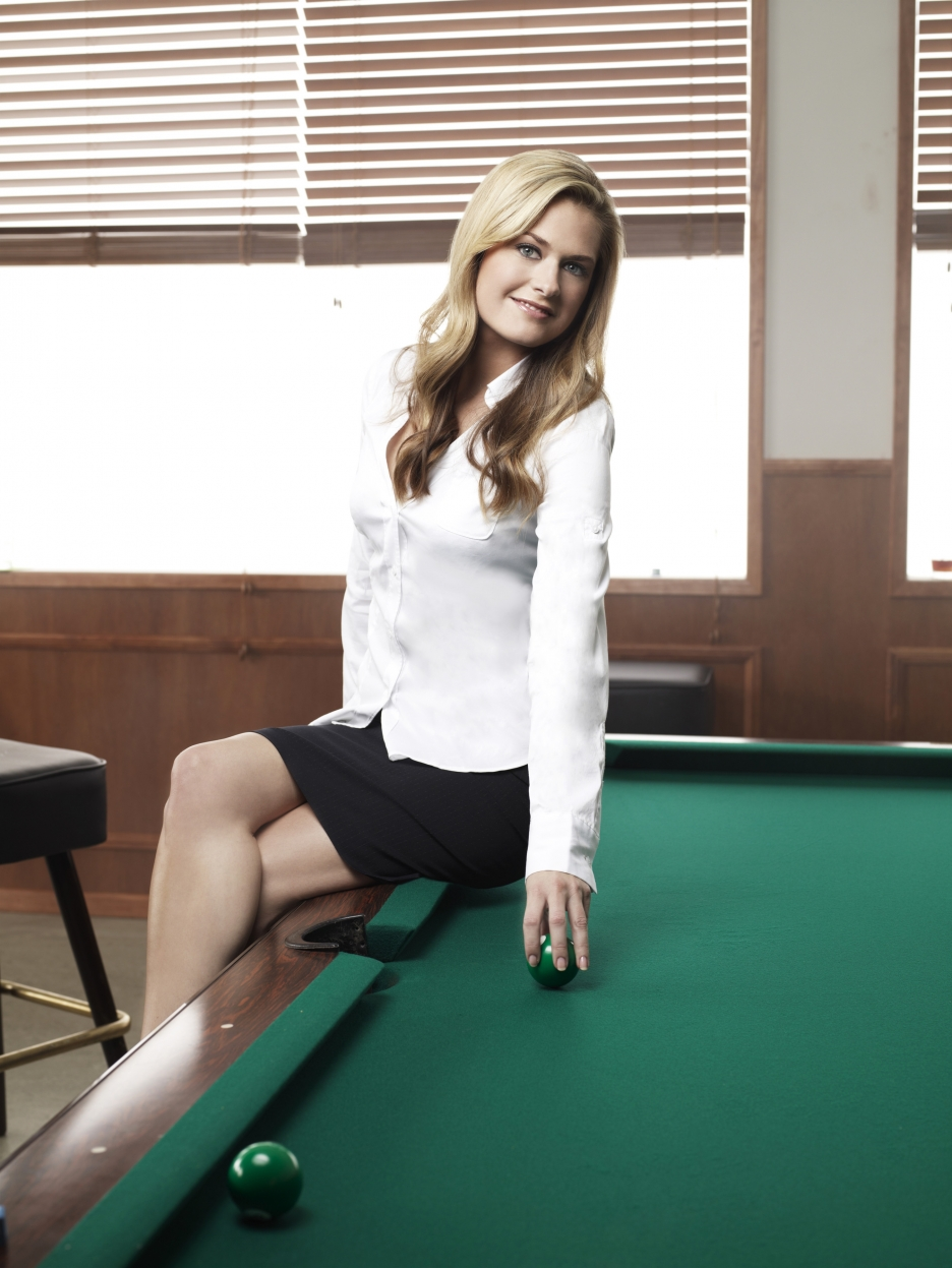 Two and a Half Men Gets Psyched! Maggie Lawson Joins Final