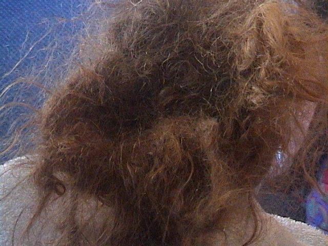 Tangled hair techs thank youk pmusecretfo Images