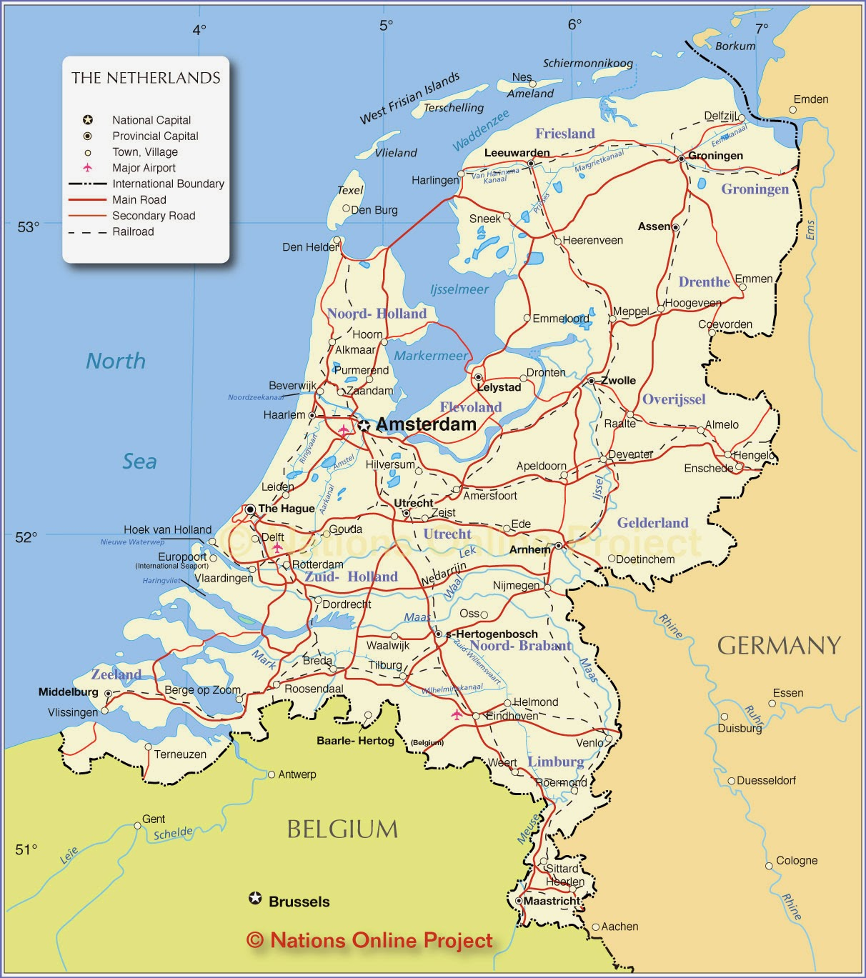 World Military And Police Forces Netherlands - Map of netherlands antilles world