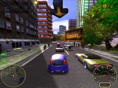 City Racing - Game Balap Mengelilingi Kota