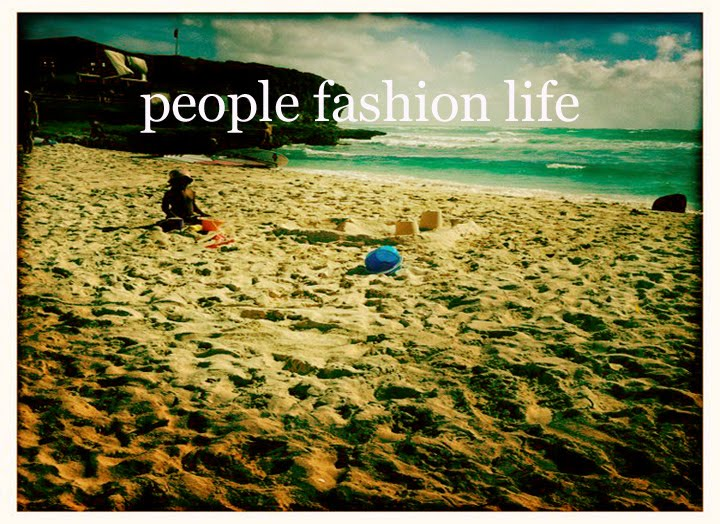 people fashion life