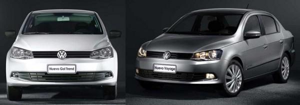 Frenos ABS y Airbag para Volkswagen Gol Trend, Voyage y Fox
