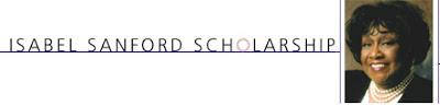 Isabel Sanford Los Angeles Scholarship