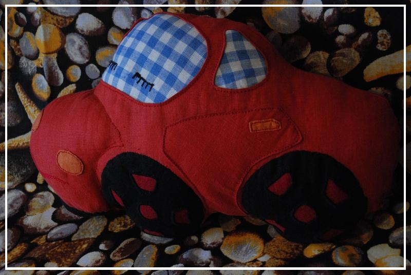 Подушка машинка своими руками фото 75