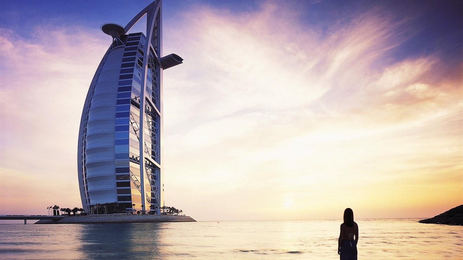 World Beautifull Places: All Tower Dubai Nice Image