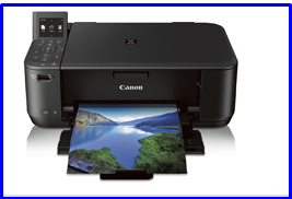 Canon PIXMA MG4220 drivers Mac Linux Windows