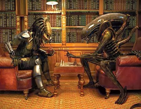 Sah Alien vs Predator