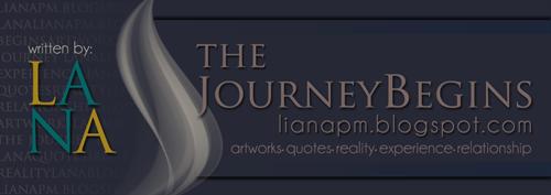 dark style header for blog, frame style header for blog, lana