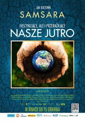 Kino, Nasze jutro, film ekologiczny, ochrona środowiska, ekonomia światowa, zagrożenie środowiska, inicjatywy ekologiczne, uprawa warzyw w mieście,