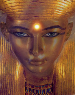 o gold hathor by mysticalmike