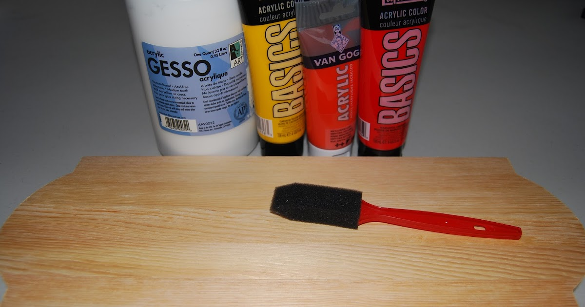 Paint Sponge Brush Hobby Lobby