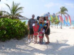 Disney's Castaway Cay May 2011