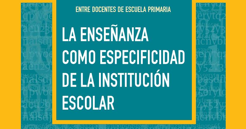 Edaic varela equipo distrital de alfabetizaci n inicial y for Ministerio de ensenanza