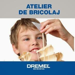 Atelier de bricolaj Dremel