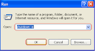 Set Timer Automatic Restart in Windows XP, Set Timer Automatic Restart in Windows 7, Set Timer Automatic Restart in Windows 8, Cara membatalkan perintah restart diwindows