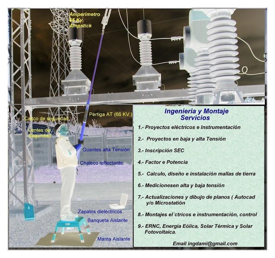 Proyectos de Ingenieria Electrica y Montaje