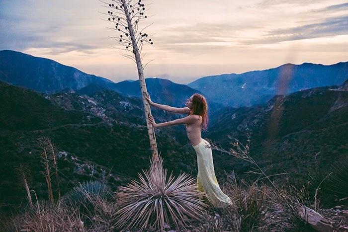 amilita river liana LA babe opium dreams Andrew Tomayko photographer