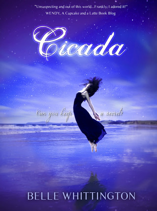 Cicada book cover