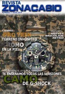 Revista ZonaCasio N.1